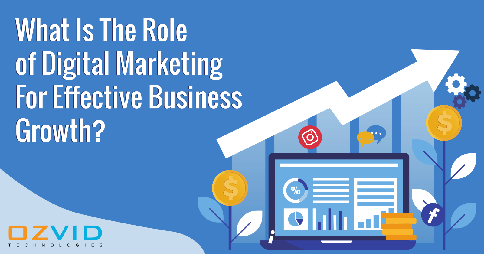 What Is The Role of Digital Marketing For Effective Business Growth?