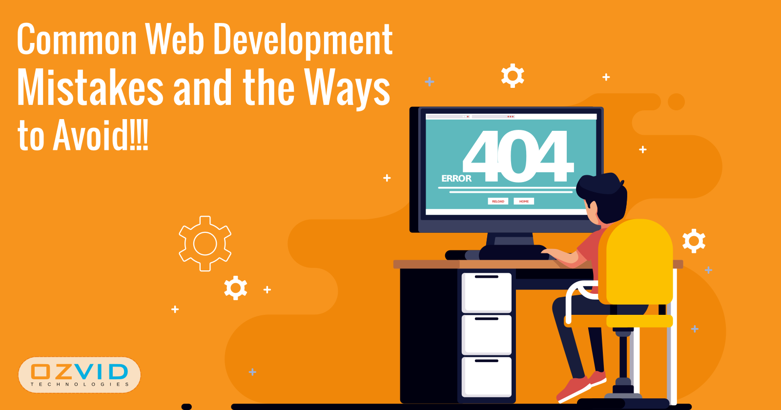 Common Web Development Mistakes and the Ways to Avoid!!!