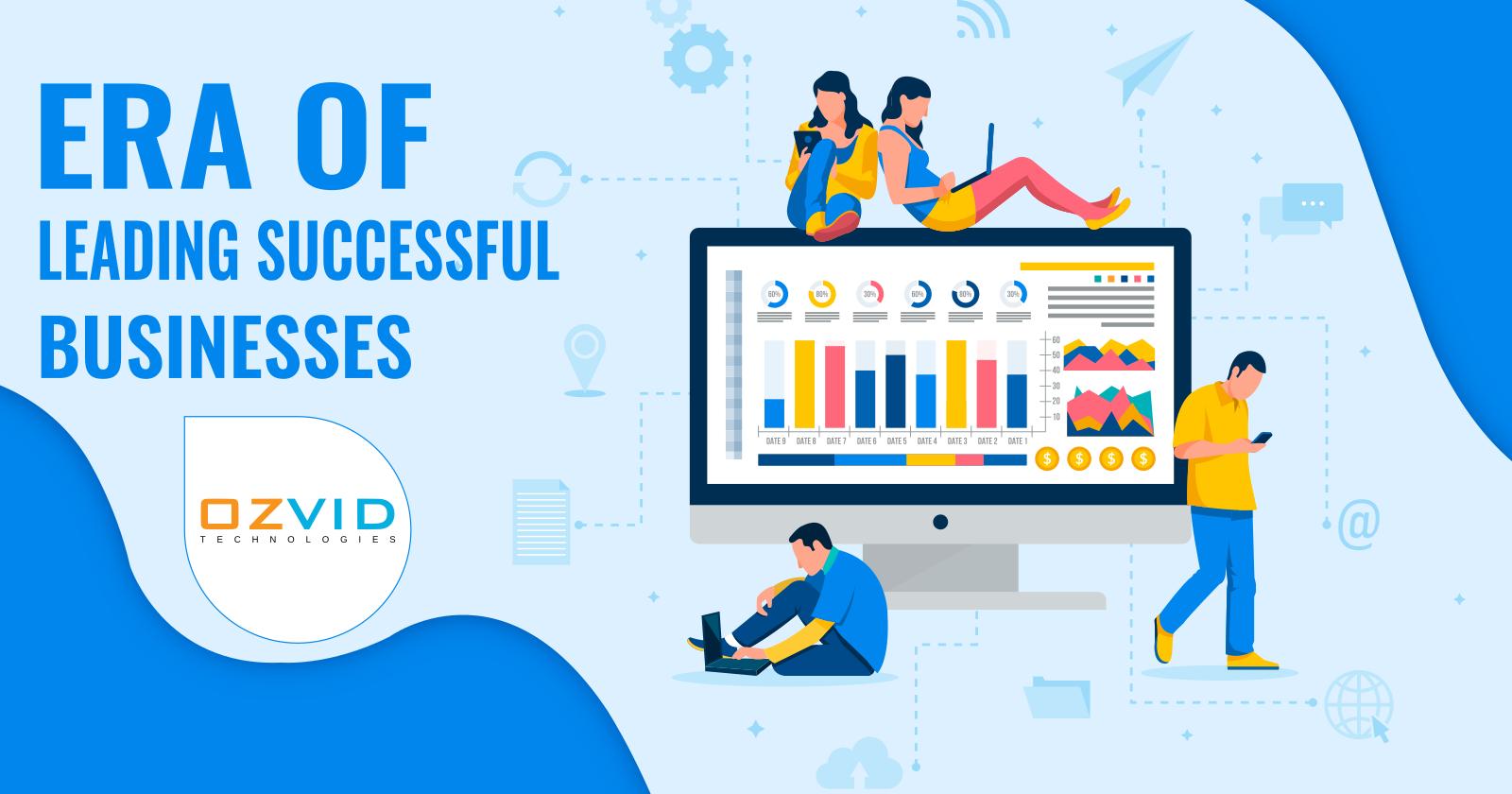 Digital Marketing: Era of Leading Successful Businesses