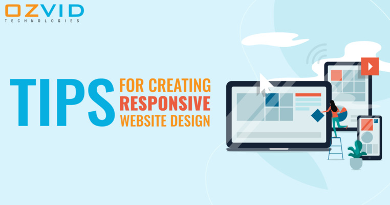 Tips for Creating Responsive Website Design