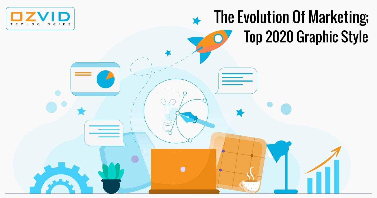 The Evolution Of Marketing; Top 2020 Graphic Style