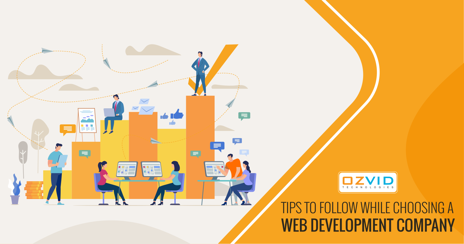 5 Simple Tips to Follow While Choosing a Web Development Company