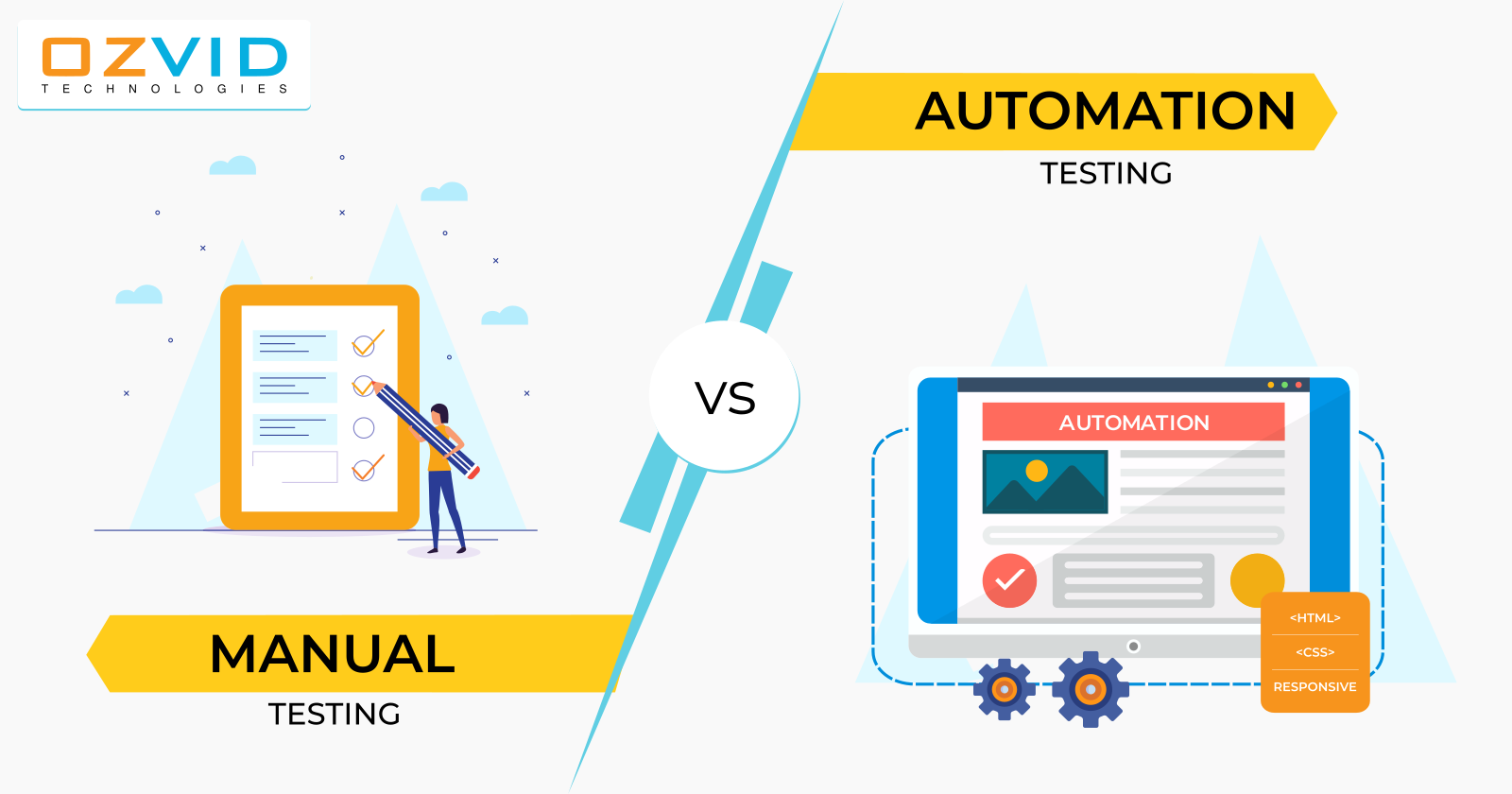 Manual Testing vs Automation Testing? Which is Better?