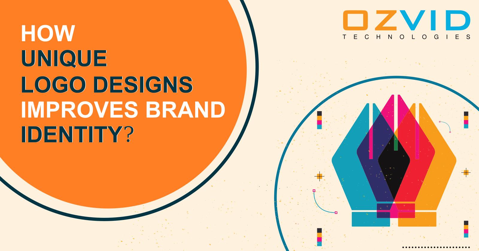 How Unique Logo Designs Improves Brand Identity?