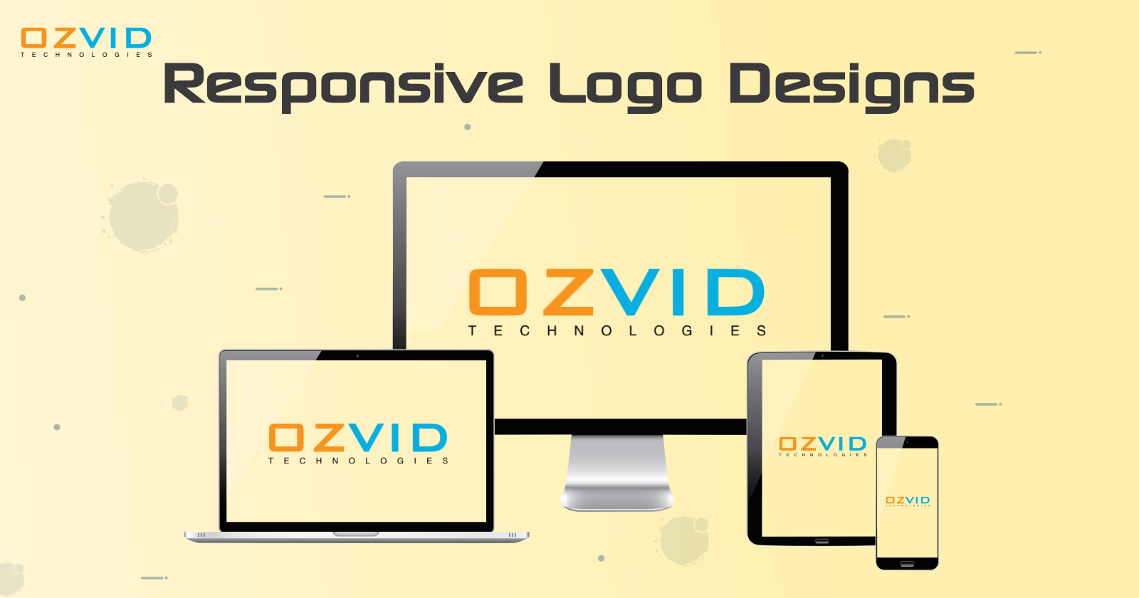Get Responsive Logo Designed for Your Business