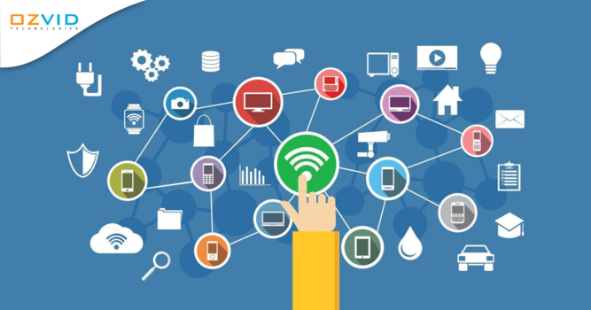 IOT Integrates With the Major Industries