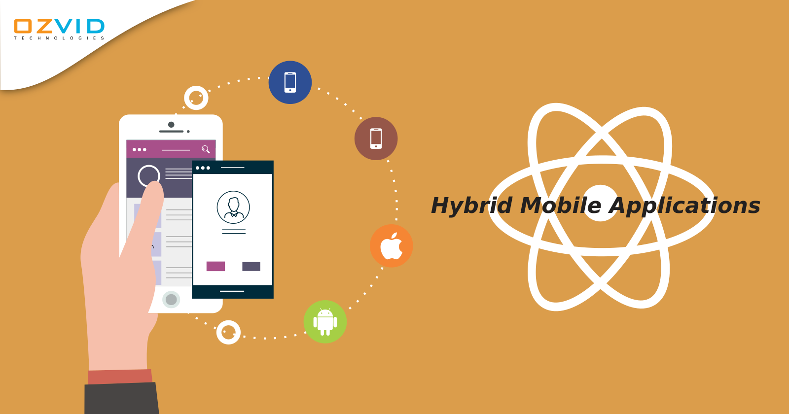 Why are Hybrid Apps Best for your Business?