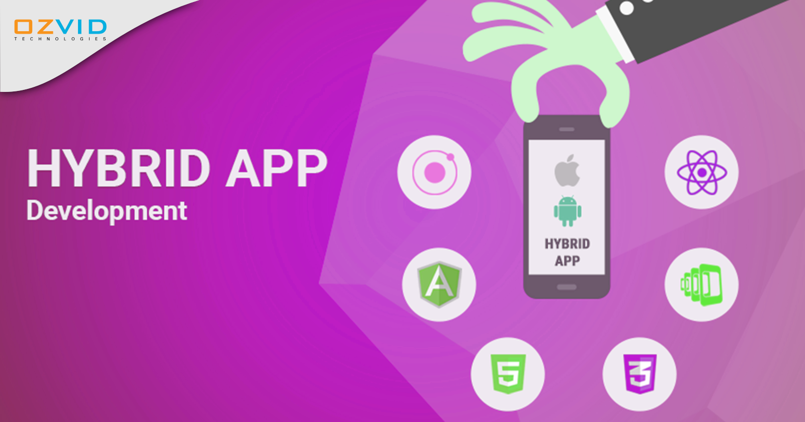 The Future of Hybrid Mobile App Industry