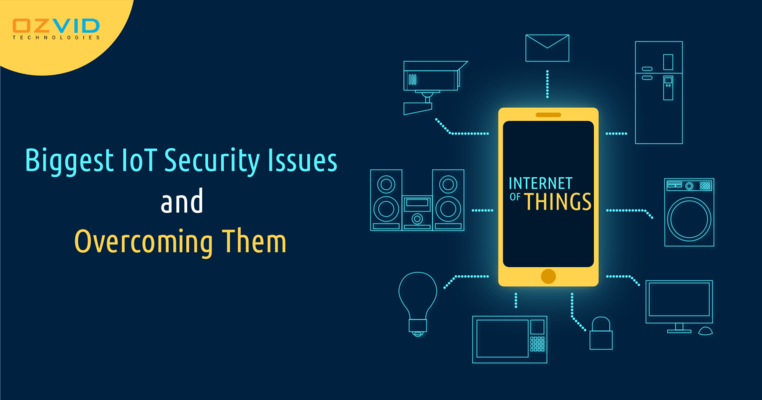 How to Handle Major IoT Security Challenges?