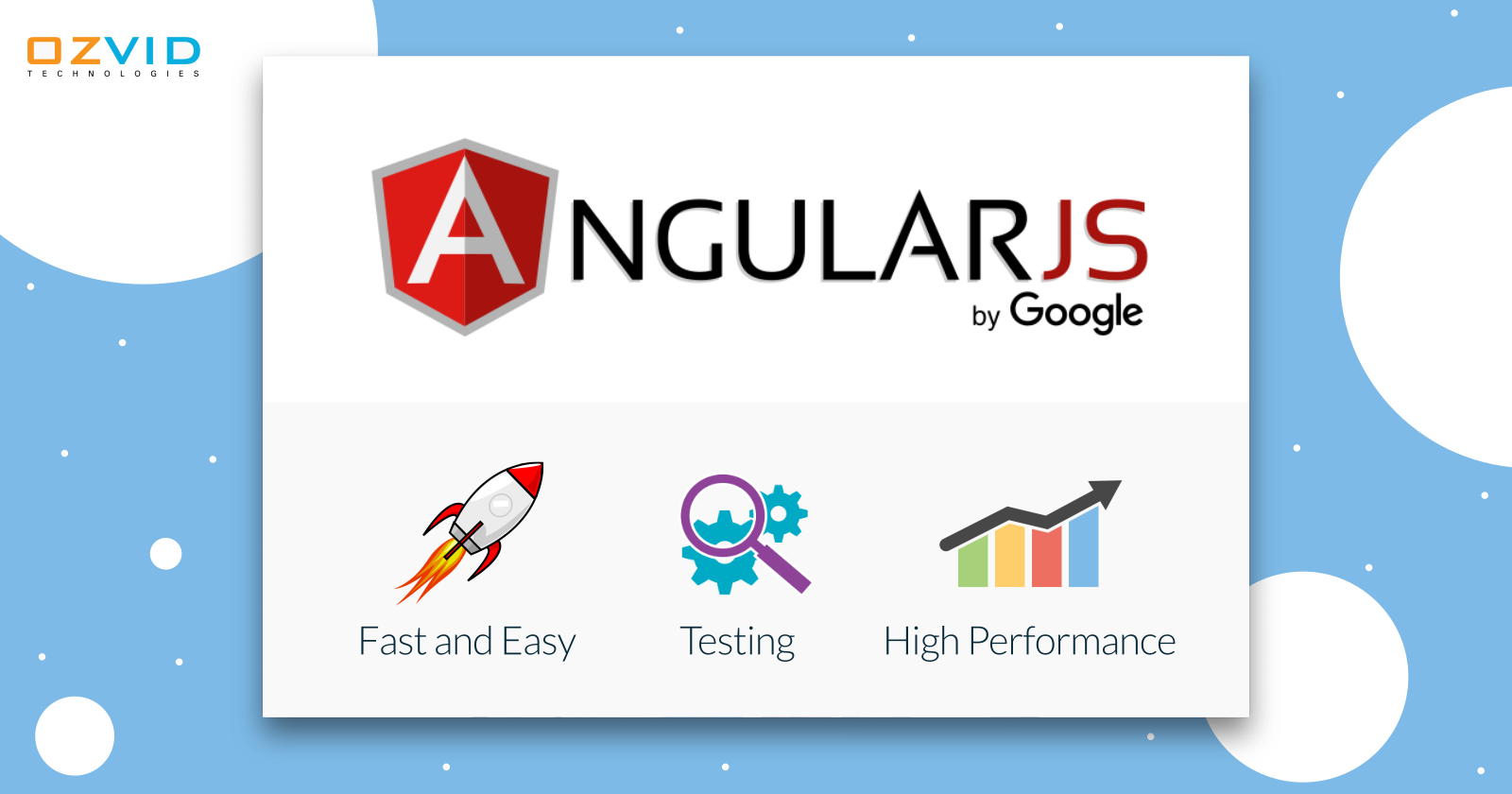 Features that Make AngularJS Standout of the Rest