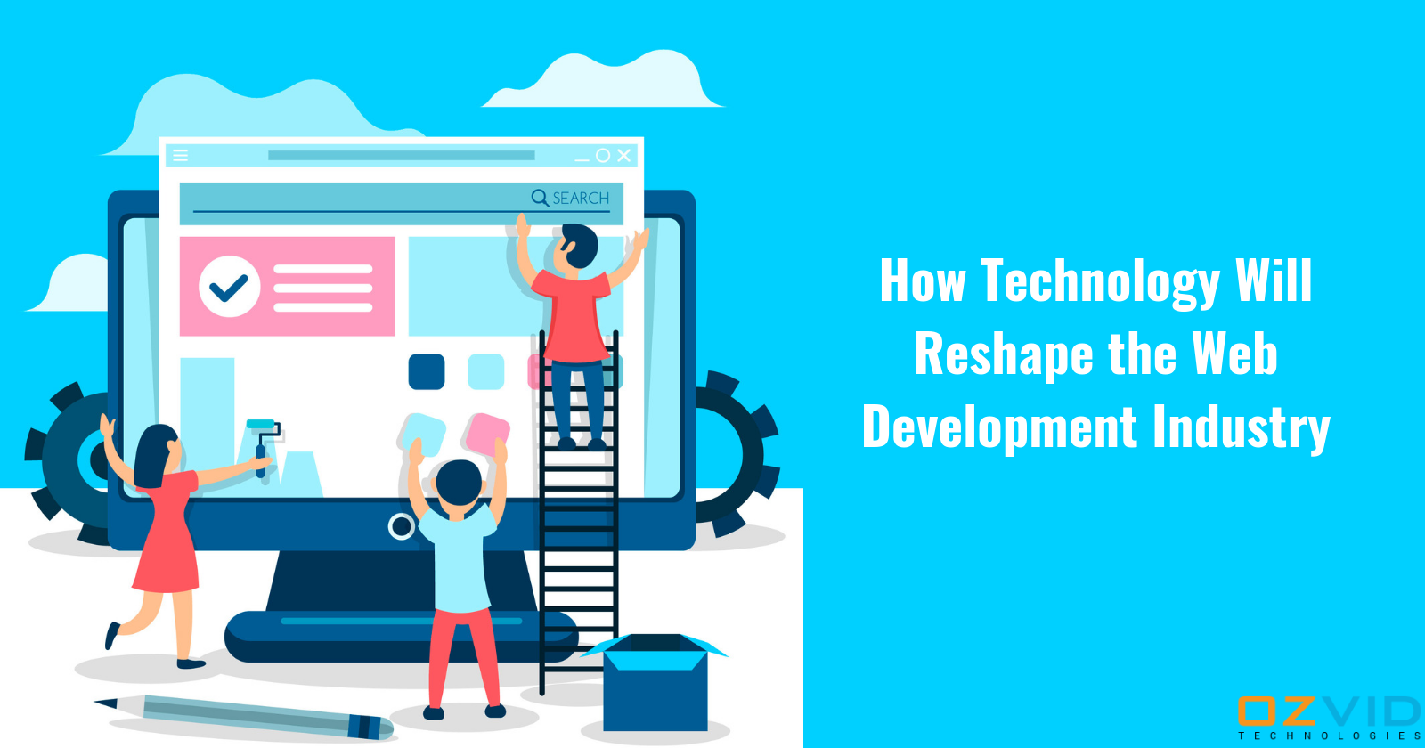 What Will be the Future of Web Development Sector?