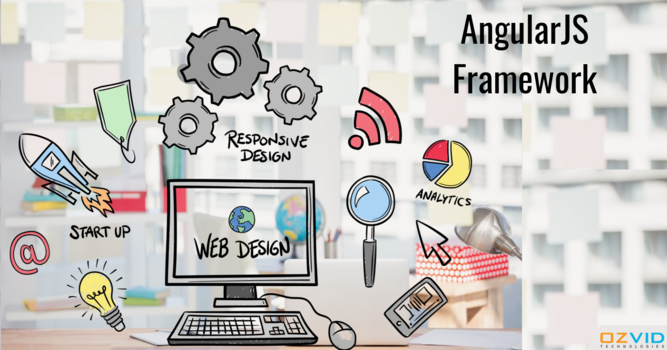 AngularJS Framework: The Most Popular Web Development Framework