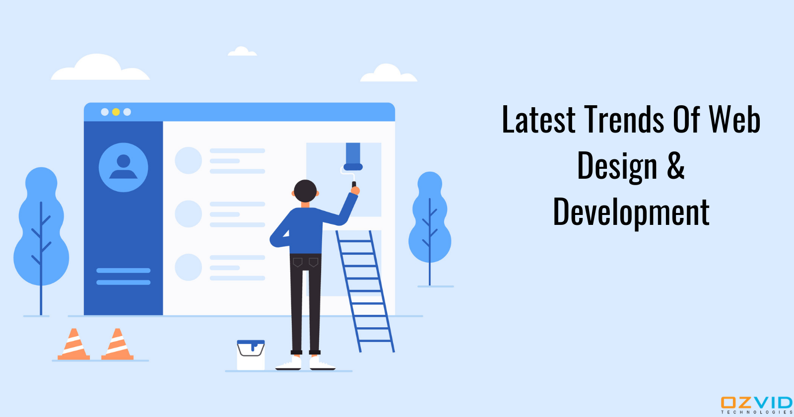 Top Website Design and Development Trends For 2019