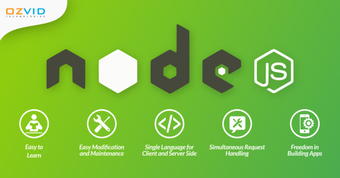 Why Choose NodeJS for Web App Development?