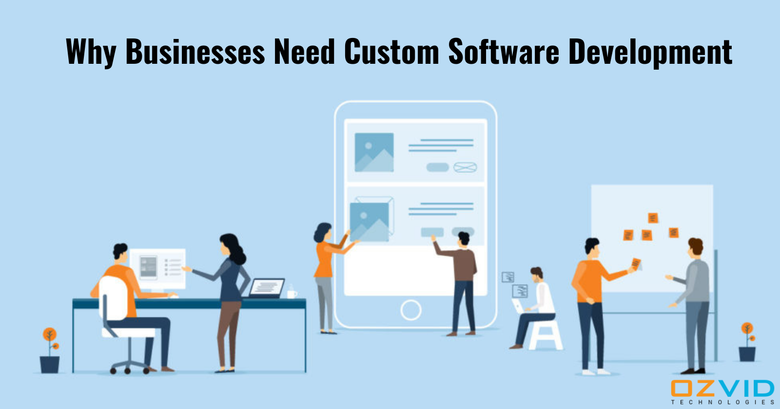 Top Reasons Why Your Business Needs Custom Software Development
