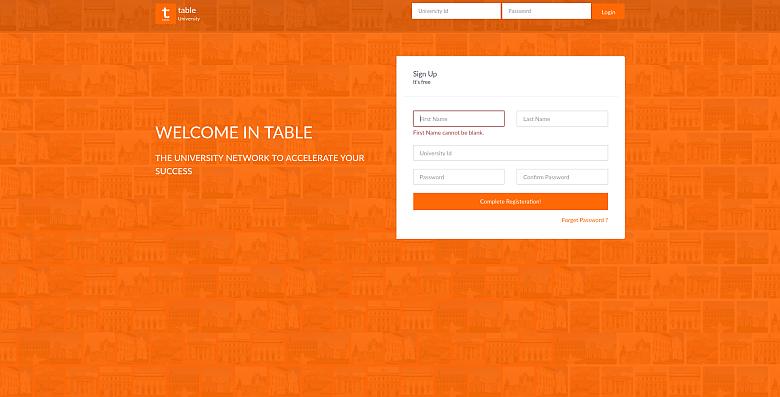 Social Portal